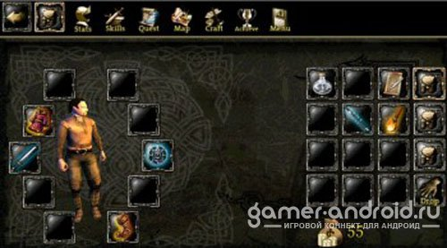 Aralon: Sword and Shadow HD - отличная RPG