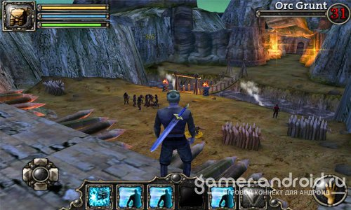 Aralon: Sword and Shadow HD - отличная RPG