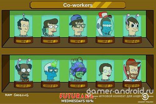 Futurama Head-in-a-Jar Creator