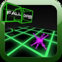 Falldown Cubed