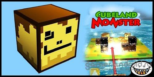 Cubeland Monster