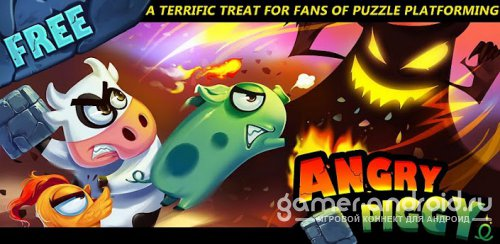 Angry Piggy Adventure - приключения друзей