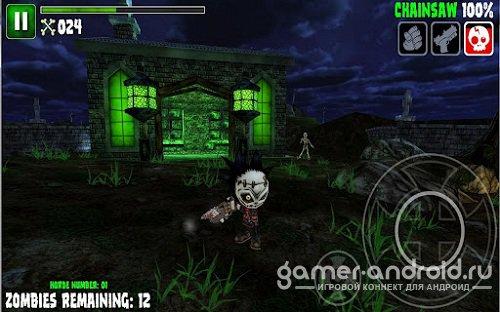 GraveStompers:Zombie vs Zombie