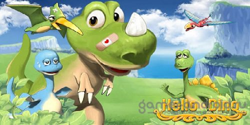Hello Dino - Мир Динозавров в онлайн