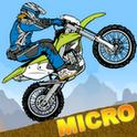 Moto Mania Micro Dirt Bike