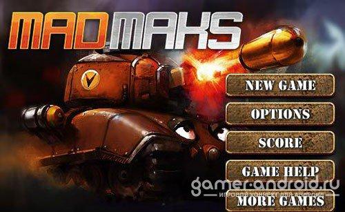 Mad Maks