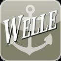 Dampfer Welle 3D