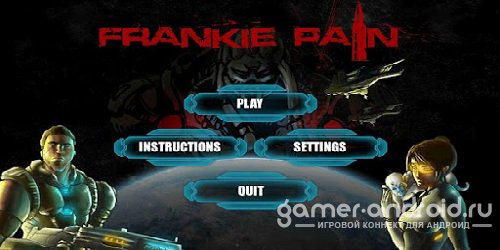 Frankie Pain