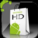 ADW Theme Crystal Black HD