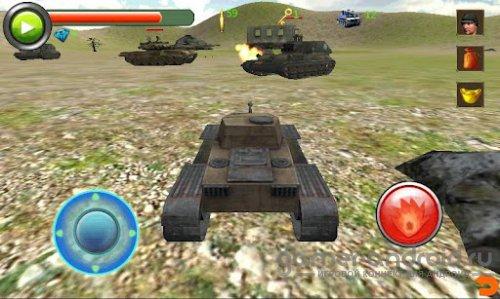 Tank Perak 3D