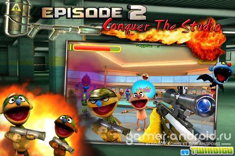 Puppet War:FPS ep.1,2