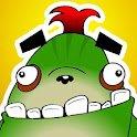 Greedy Monsters - Мир голодных монстров