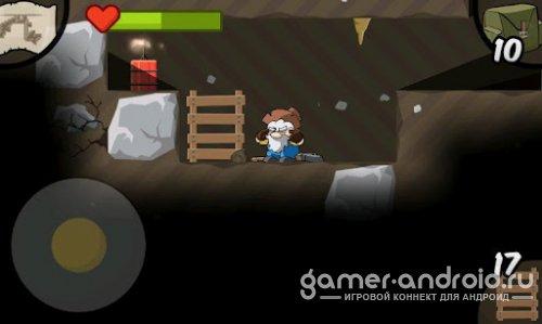 Gem Miner 2 - Берите кирку и приготовьтесь к приключениям