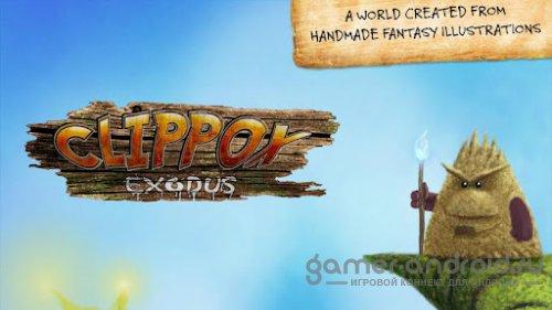 Clippox Exodus - Необычный фантазийный мир