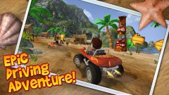 Beach Buggy Blitz - Эпические гонки на пляже