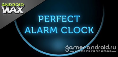Perfect Neon Alarm Clock