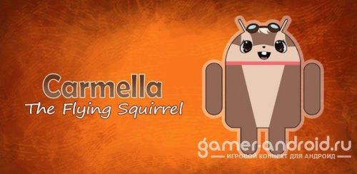 Carmella the Flying Squirrel