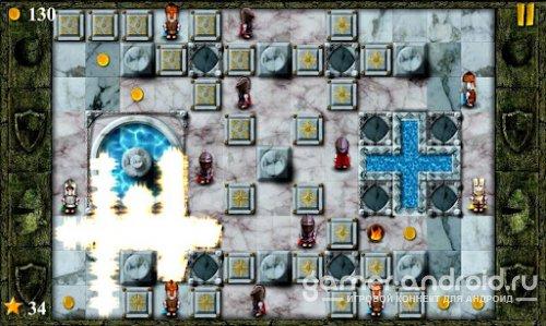FireLords HD - бомбермен в средневековье