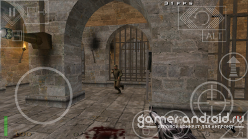 RTCW4A - порт Return To Castle Wolfenstein