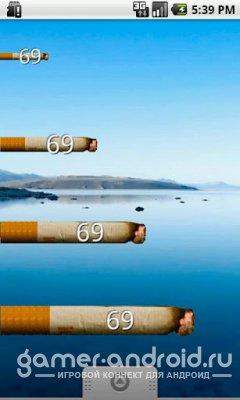 Сигареты Battery Widget 2x1