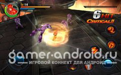 Justice League:EFD - Лигиа Справедливости против злодеев