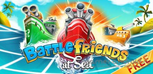 BattleFriends at Sea - Морской бой