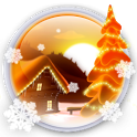 Winter Snow Cartoon LWP PRO