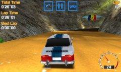 Romanian Racing - Гонки на время