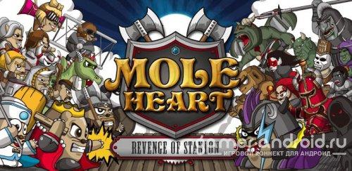 MOLEHEART - Эпическая битва кротов с нечестью