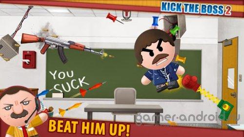 Kick the Boss 2 (17+)