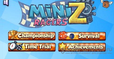 Mini Z Racers