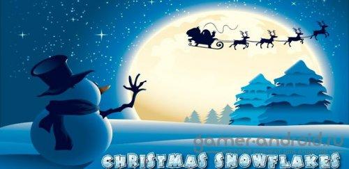 Christmas Snowflakes PRO