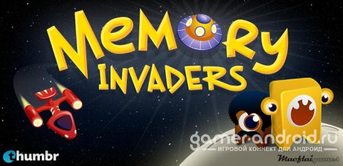 Memory Invaders