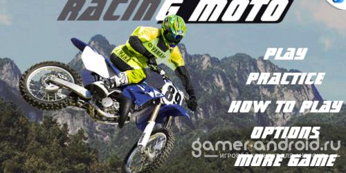 Mountain Racing Moto