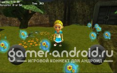 Alice in Wonderland - 3D Kids - Алиса в стране чудес