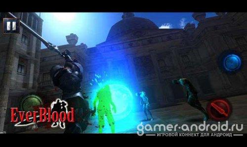 EverBlood - Кровавый убийца зомби