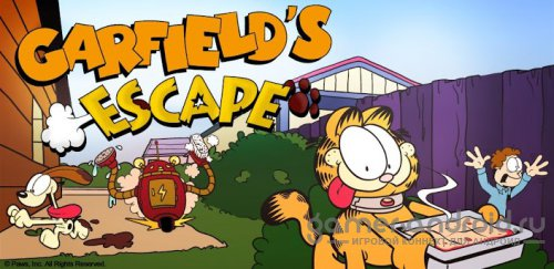 Garfield's Escape Premium