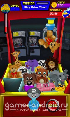 Prize Claw - Cоберите коллекцию игрушек