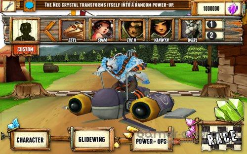 Sky Pirates Racing