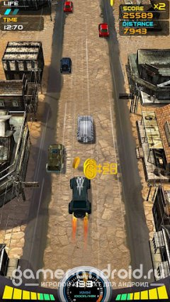 Death Racing 2: Desert - Смертельная гонка 2