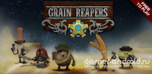 Grain Reapers