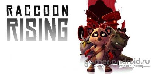 Raccoon Rising - Восстание Енотов