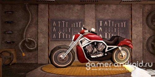 Moto Nitro Racing 3D