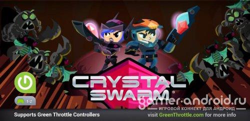 Crystal Swarm