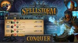 Spellstorm - захватывающая карточная RPG игра