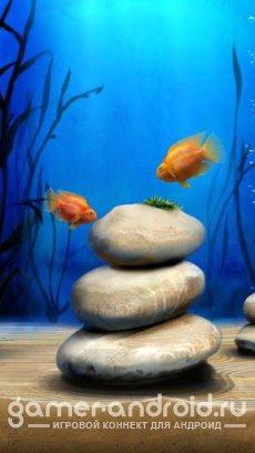 iQuarium - Аквариум с рыбками на вашем смартфоне
