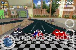 Hop Race - Лягушачьи гонки
