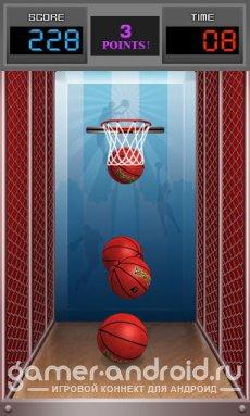 Basketball Shot - Попади в мячом в корзину