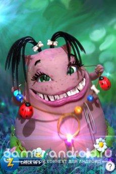 Yummi - Подружка забавного монстрика Yumm