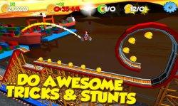 Max Awesome - Гонки на мотоциклах с препятствиями